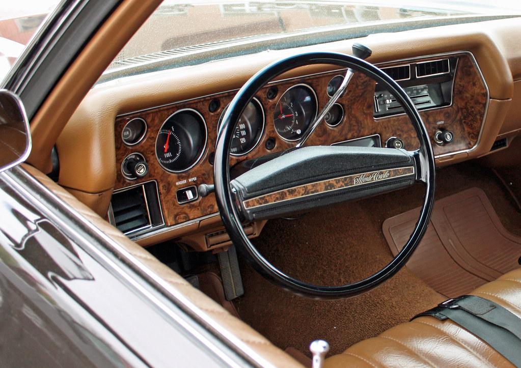 1972 Chevrolet Monte Carlo 2-Door Coupe (3 of 5 ...