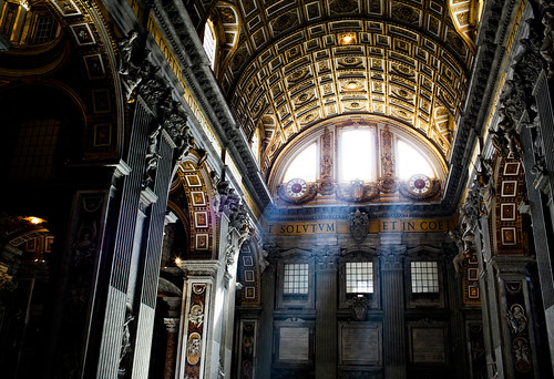 St. Peter's Basilica | by Fang C