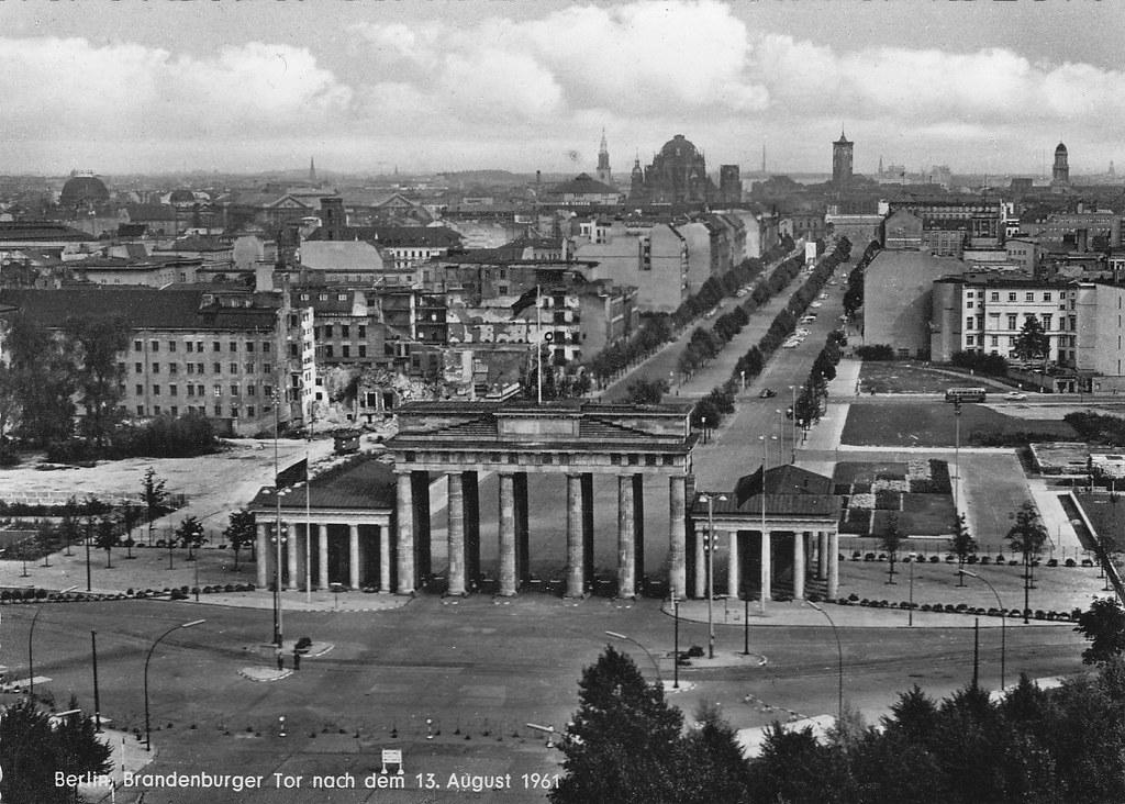 Brandenburg Gate Map Brandenburg Gate Berlin