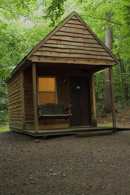 Diy camping cabin joy studio design gallery best design for Camp joy ohio cabins