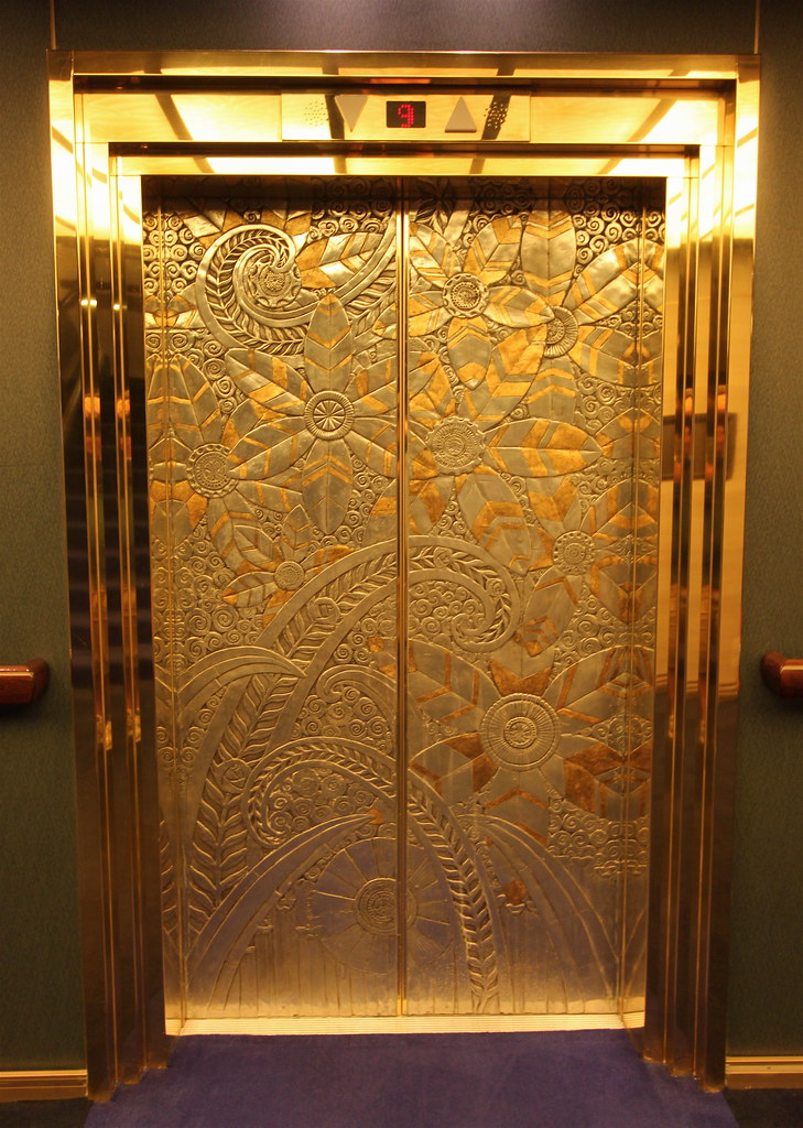 Interior Door Lifts : Elevator doors ms zuiderdam indonesian themes on