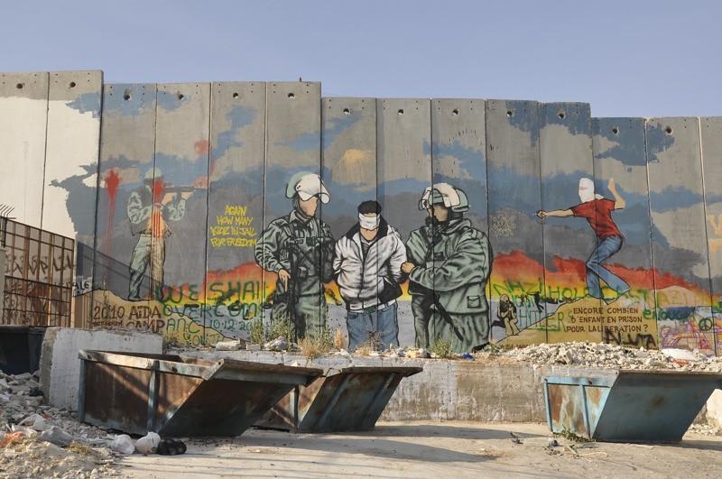 Palestine Street Art West Bank Wall Palestine Www