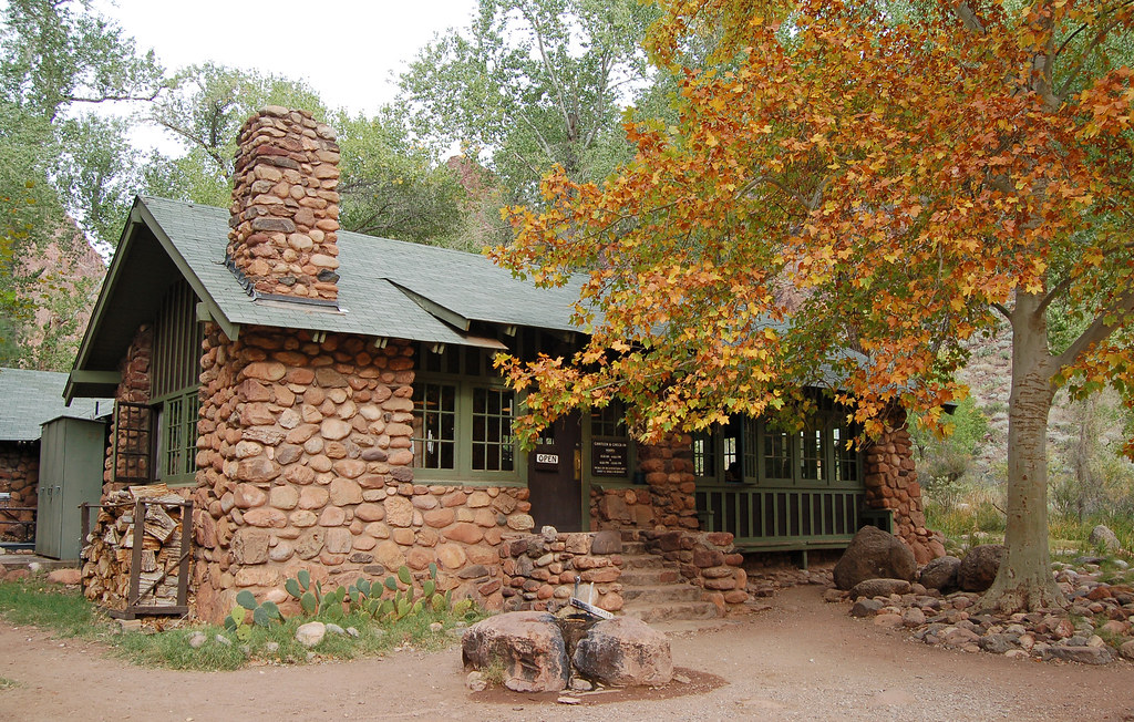 Grand canyon phantom ranch lodge 0322 phantom ranch at for Grand ranch