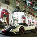 Pagani Zonda Cinque Roadster & Koenigsegg Agera R