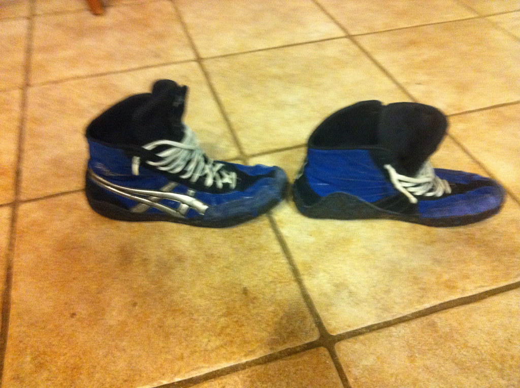 Rulon Wrestling Shoes size 9 | we2wrestler(Original Combat Speeds ...