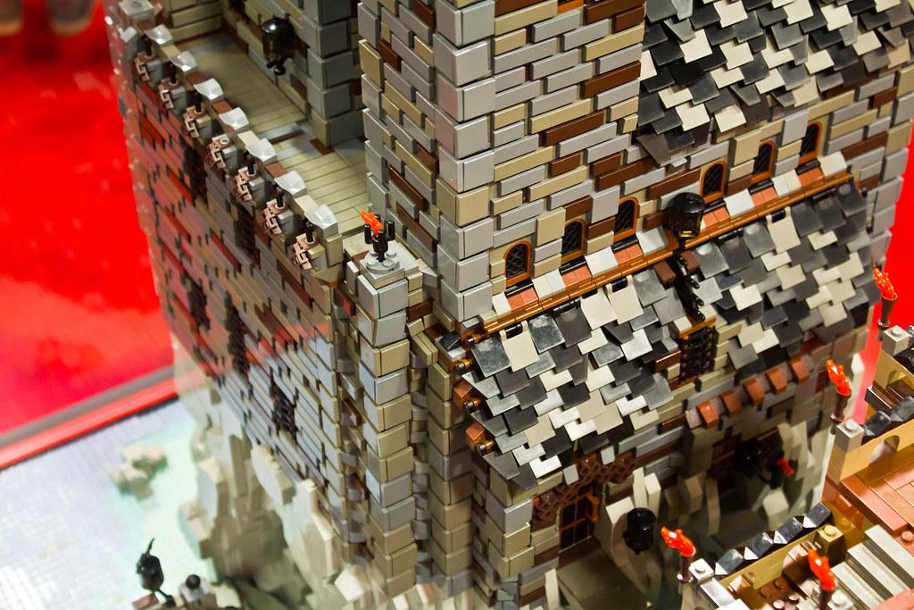 Lego Castle - San Diego Comic Con 2011 | Jon Bristow | Flickr