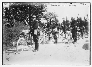 France - Cyclists of Army  (LOC) | by The Library of Congress