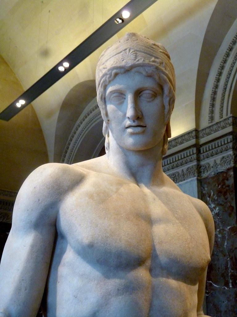 Greek God of War Statue Ares Greek God of War