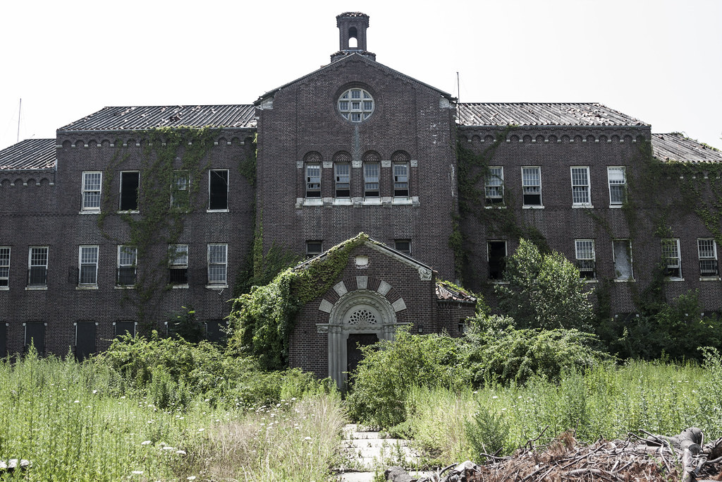 Kings Park Psychiatric Center Long Island New York Abandoned Places