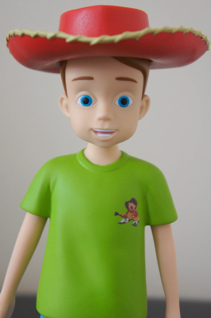 Toy Story Andy Vinyl Collectibles Dolls From Medicom Al S