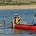 Pulling Caribou