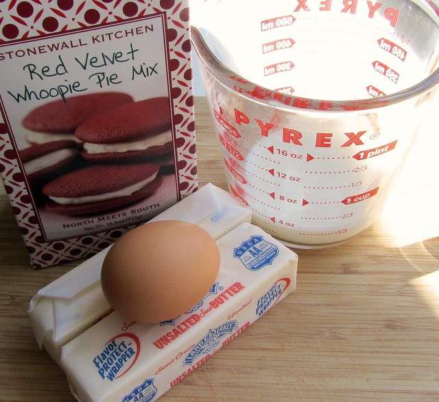 Red Velvet Whoopie Pie Recipes From Cake Mix