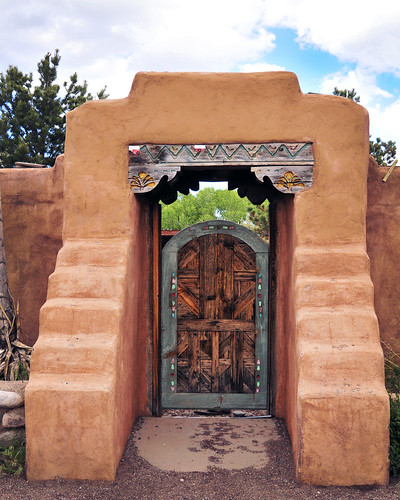 Pecos Wall Gate | by hastingshayseed