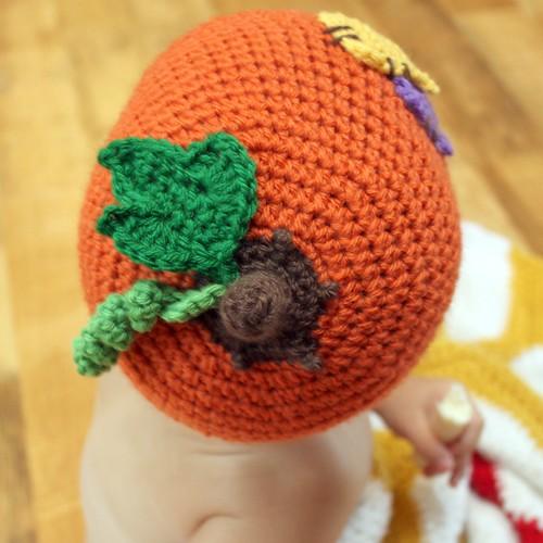 Free Crochet Pumpkin Leaf Pattern Traitoro For
