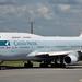 Cathay Pacific 747-400 B-HKF
