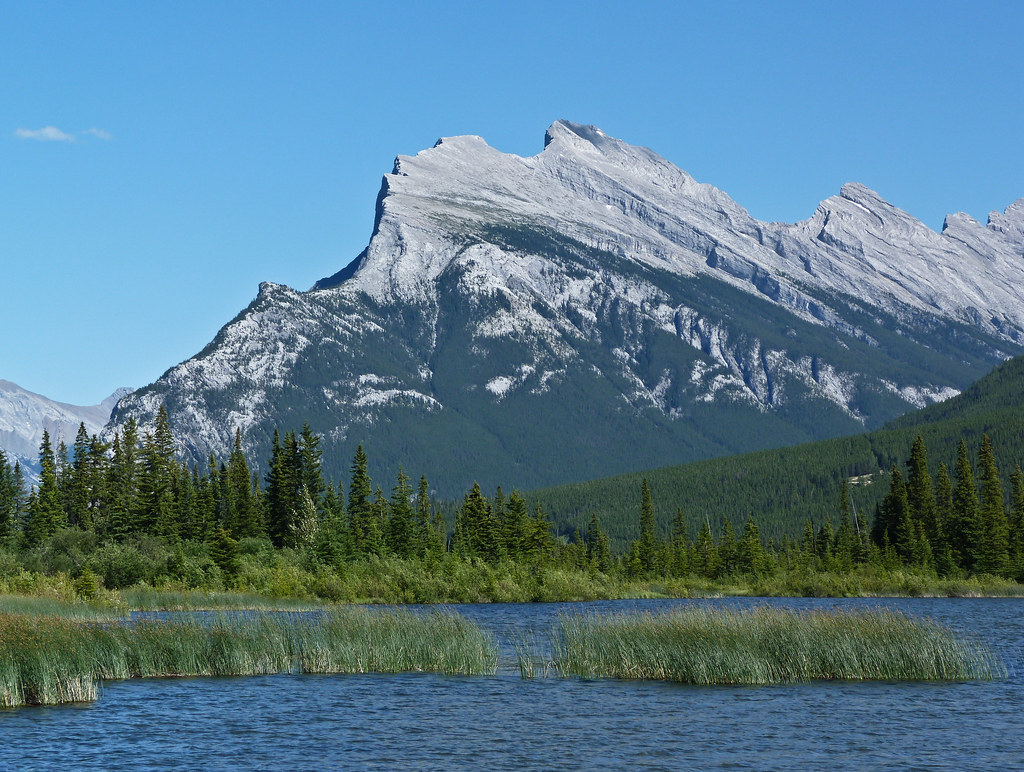 Mt. Rundle, Banff National Park | Thanks to Flickr friends, … | Flickr