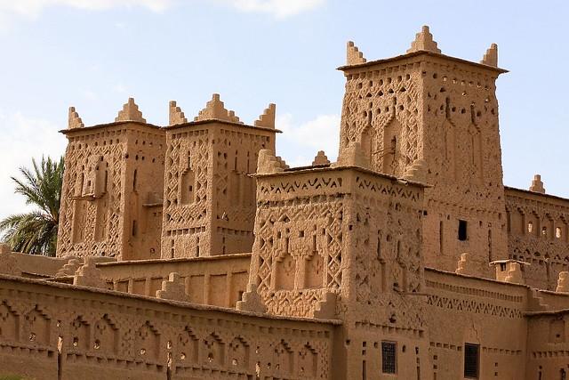 Skoura Morocco  city photos : Maroko, Skoura, kazba Amerhidl / Morocco, Skooura, Amerhidl Kasbah ...