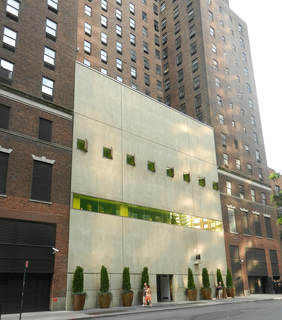 Central Park West Hotel New York City