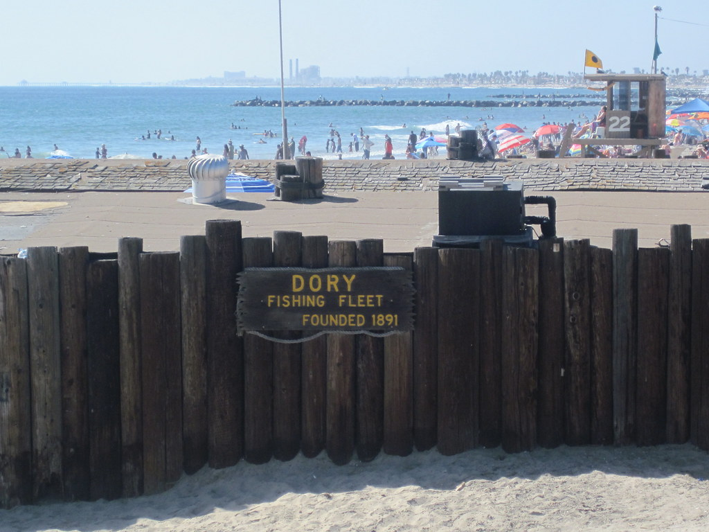 Dory Fishing Fleet Market Founded In 1891 Is A