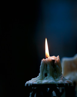Candle | by Walt Stoneburner