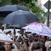 DBA Second Line Umbrellas