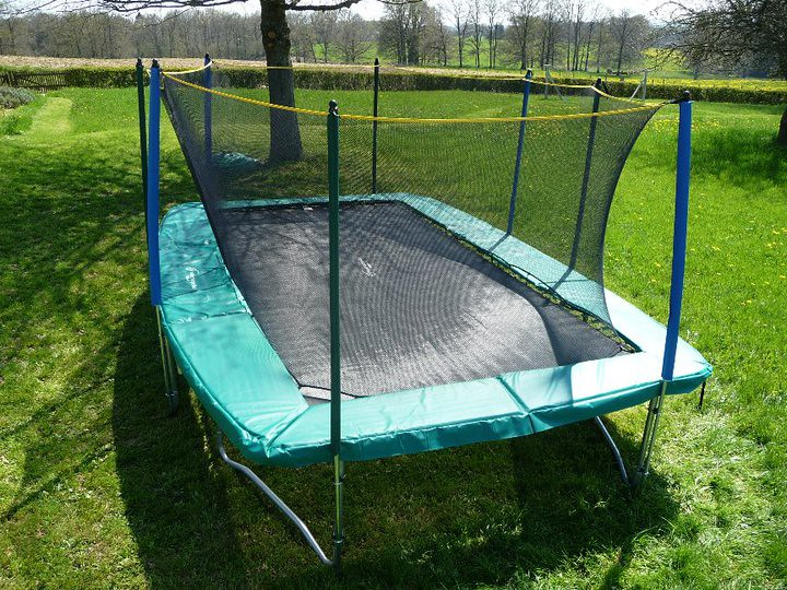 achat trampoline site allemand. Black Bedroom Furniture Sets. Home Design Ideas