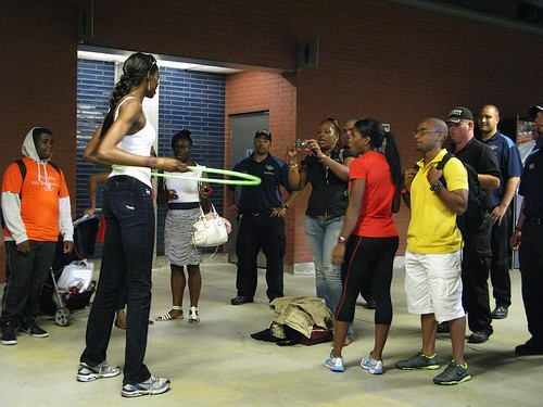 Taking Hool-a-Cise to the people | by Perdita Felicien