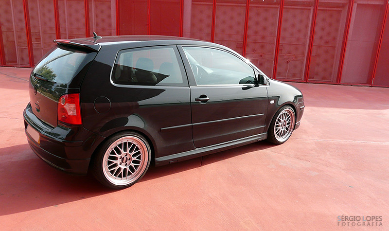vw polo 9n bbs lm s rgio lopes flickr. Black Bedroom Furniture Sets. Home Design Ideas