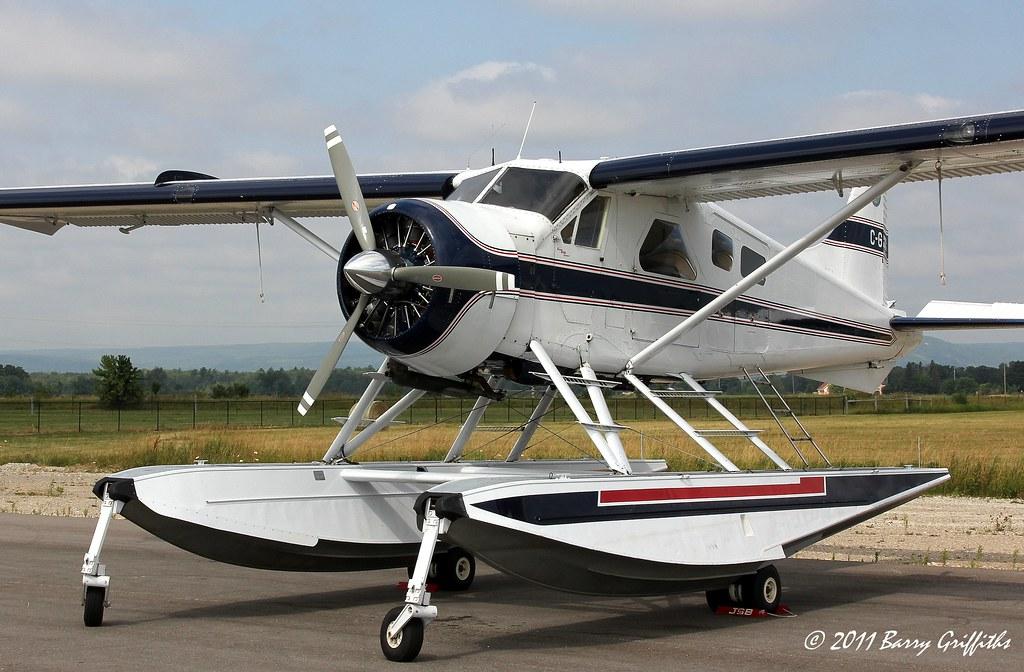 de Havilland DHC-2 Bea...