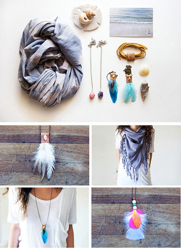 scarves | by the style files