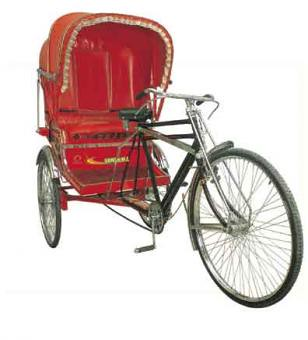Cycle Rikshaw Adil113 Flickr