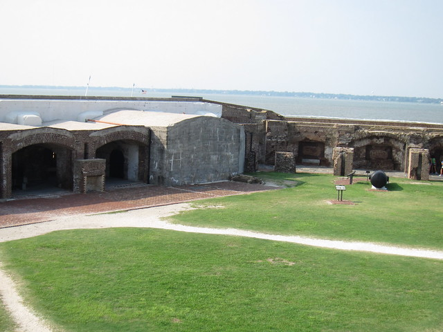 Fort Sumter 4 Aug 11 1621