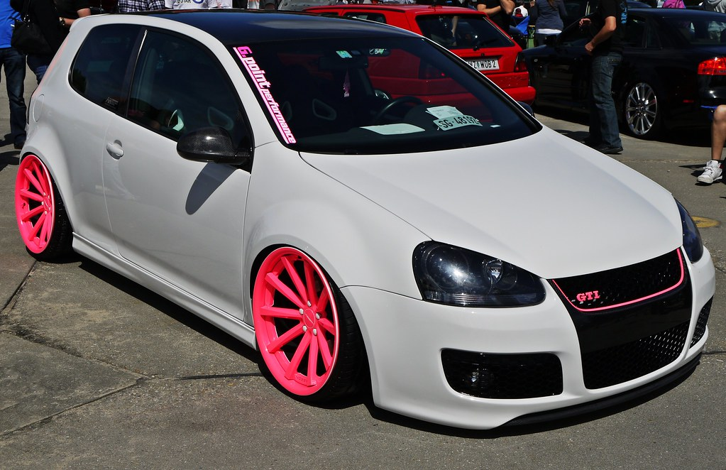 Mk5 Golf On Vossen Cv1 S Follow Me On Twitter For