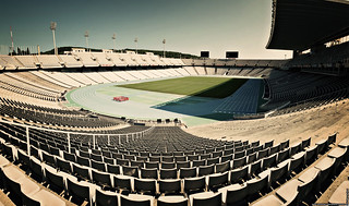 358 / 365 [ #barcelona #olympic #stadium ] | by andres.moreno