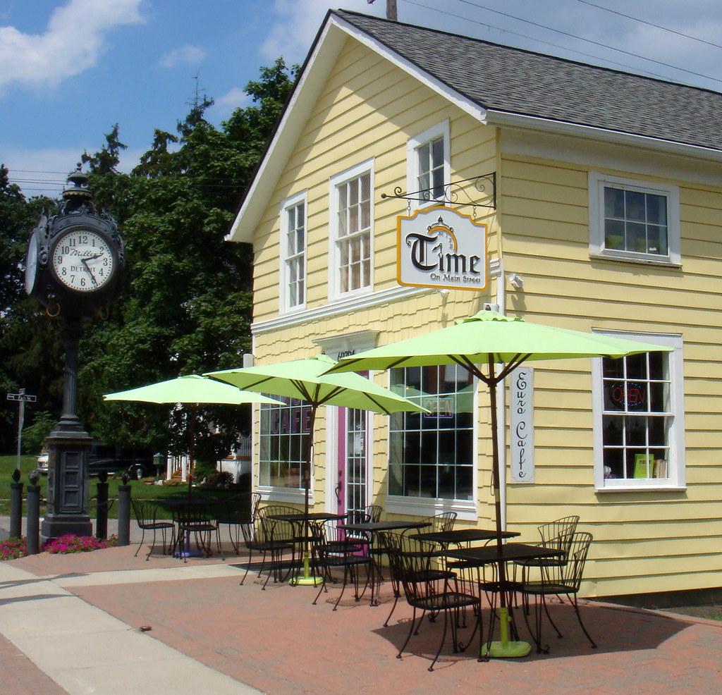 Main Street Cafe Richmond Michigan