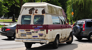 Ford Econoline Camper | by D70