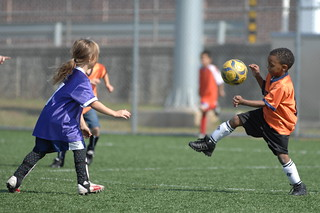 Soccer - Army Youth Sports and Fitness - CYSS - Camp Humphreys, South Korea - 111001 | by USAG-Humphreys