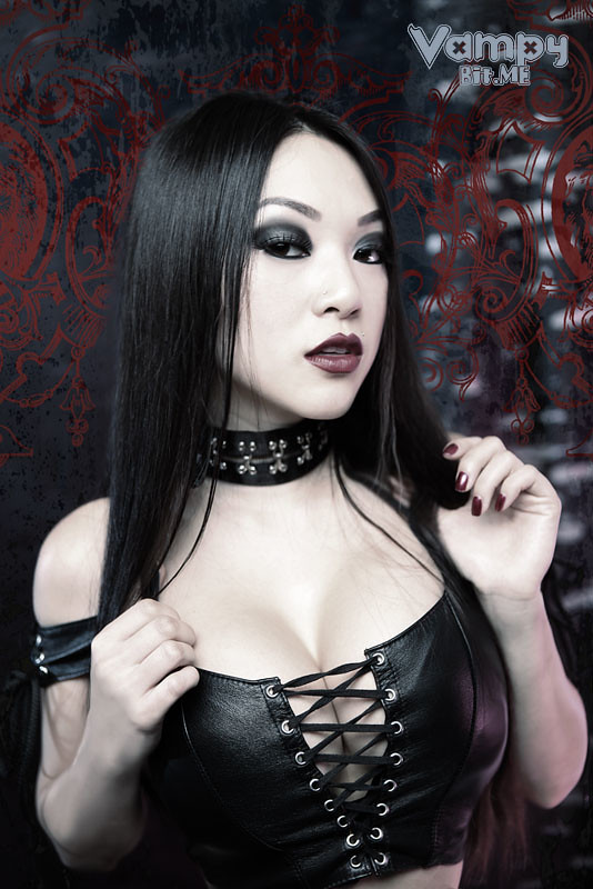 Asian Chick Goth