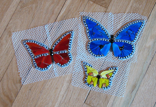 Butterflies for Calusa Nature Center and Planetarium | by Silvahayes