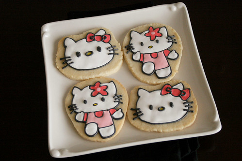 Hello Kitty Cookies. | by navygreen