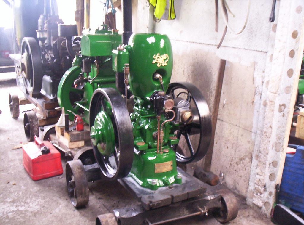 Diesel >> petter m stationary engine | dyo56v | Flickr