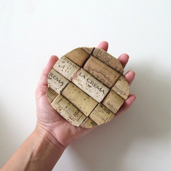 Diy wine cork coasters mayi carles flickr for Cork coasters for crafts