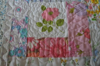machine quilting sampler 4 | by vickivictoria