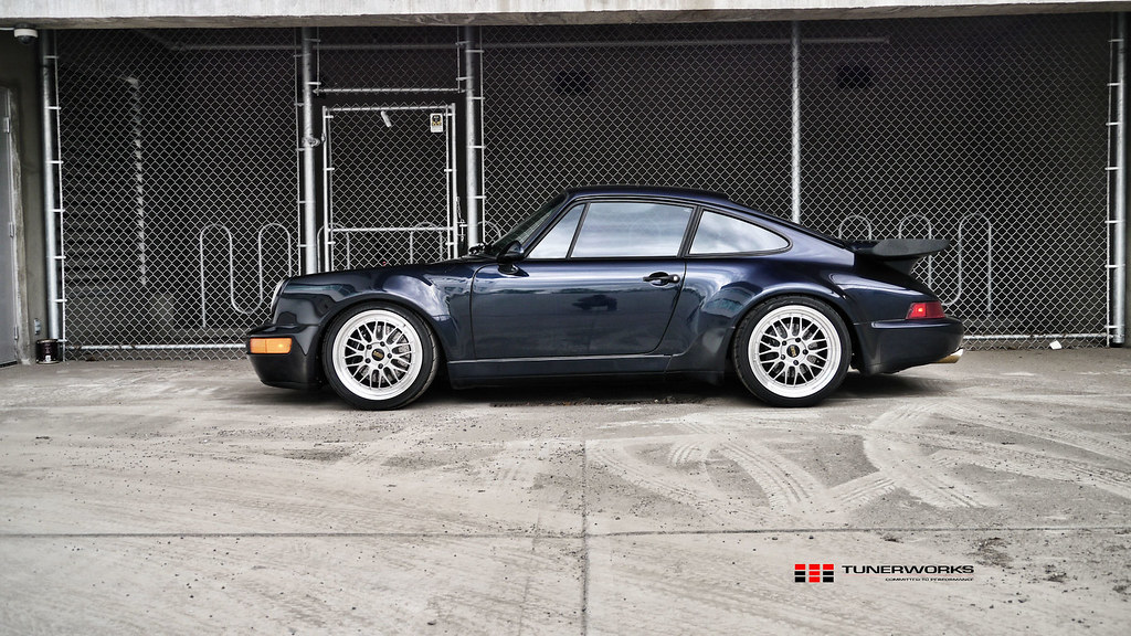 Porsche 964 Turbo Porsche 964 Turbo Featured On Bbs Lm S