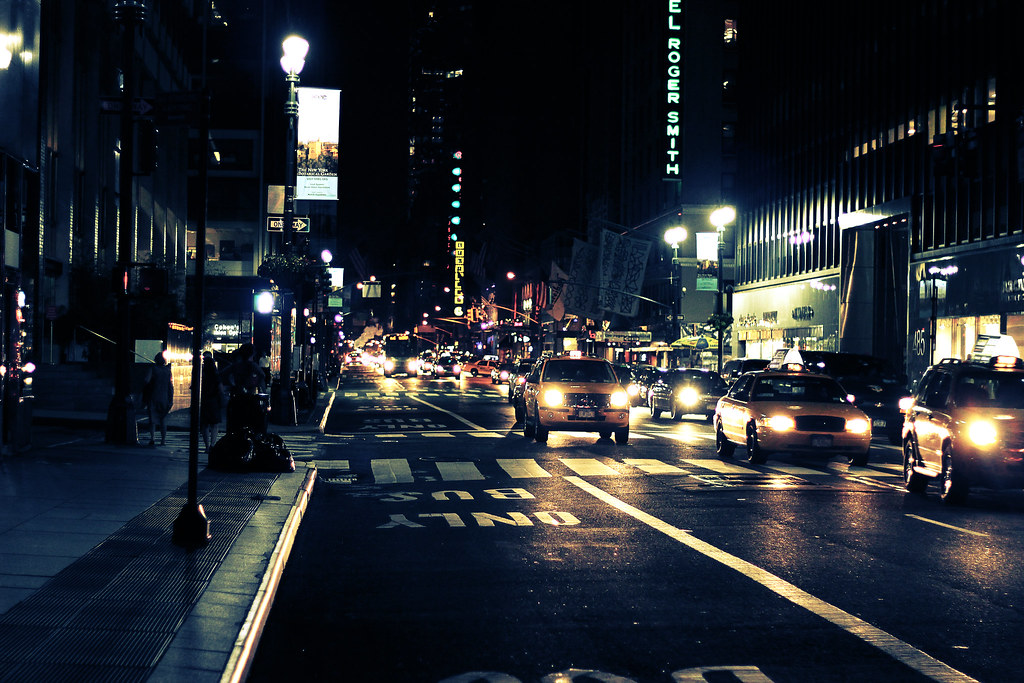 city street at night tumblr - photo #42