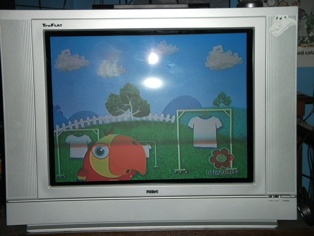 rca truflat tv from 2004 the old quasar tv set didn t work flickr rh flickr com RCA TruFlat TV Lock RCA TV