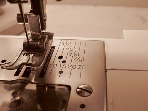 Sewing Machine | by Wicked Vintage Photography