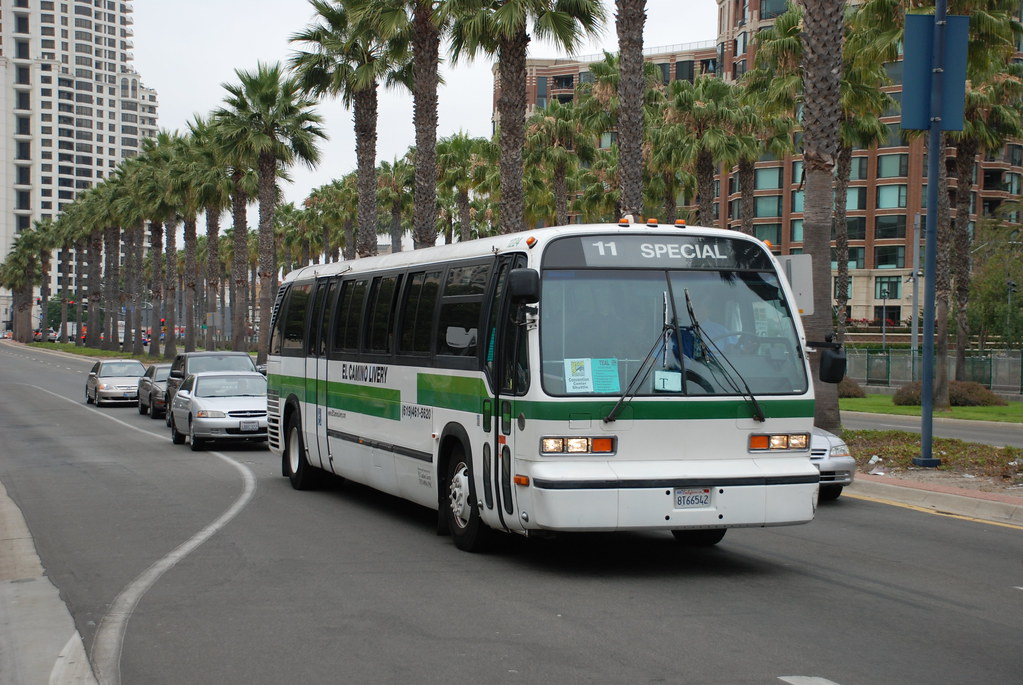 Rts Bus Ex Golden Gate Transit Rts Bus Used By El Camino