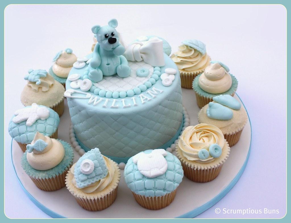 Williams Naming Day Big Cake Little Cakes Williams Nam Flickr