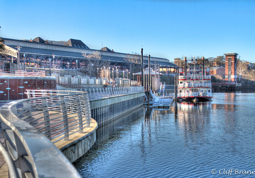 Riverboat Montgomery Alabama Cliff Brane Flickr